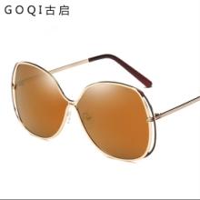 新款太阳镜 金属偏光太阳镜 批发