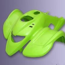 奇励游戏机外壳配件真空透明厚片耐高温加工pc吸塑包装游戏机外壳配件吸塑图片