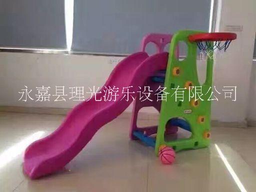 家庭式塑料滑梯 家庭式塑料滑滑梯