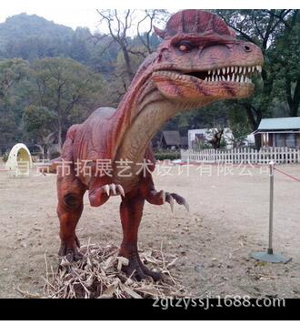 动物模型 仿真恐龙 恐龙雕塑 骨架 机械恐龙,大型恐龙 大型恐龙模型