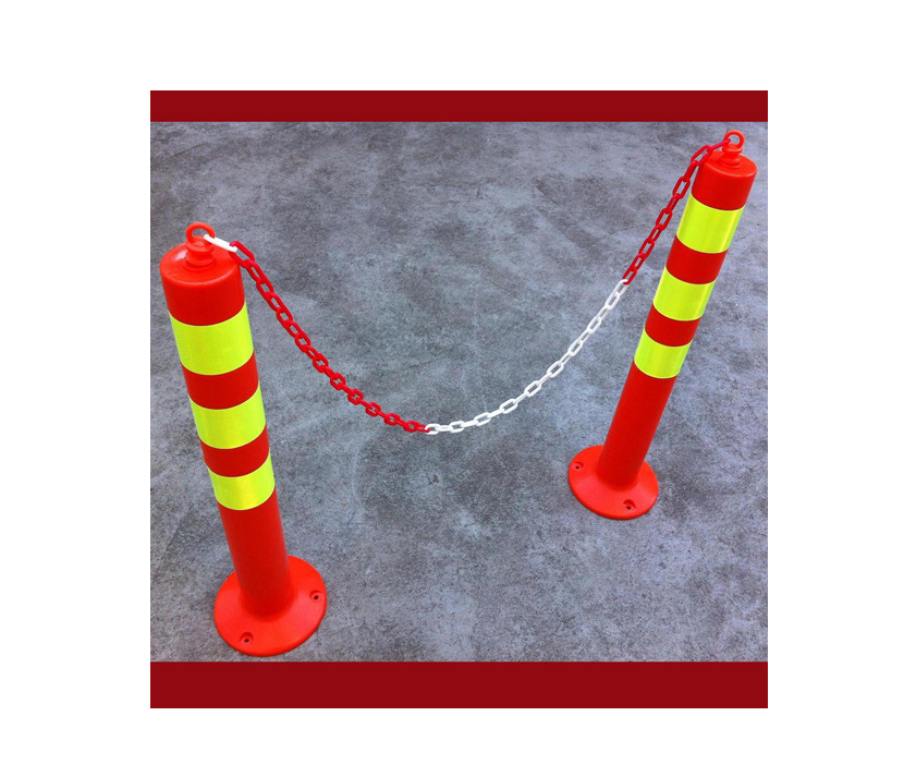 润邦路锥厂家采用100%环保改良性PVC材质 路锥图片 路锥规格 路锥价格