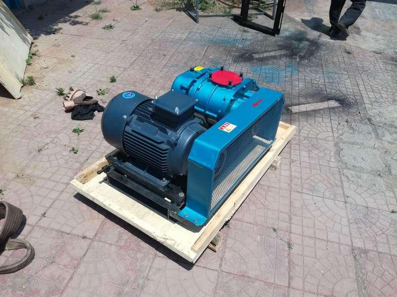 利建罗茨真空泵罗茨鼓风机利建罗茨鼓风机350A价格增氧泵