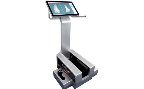 脚型3D扫描仪 足部三维扫描仪