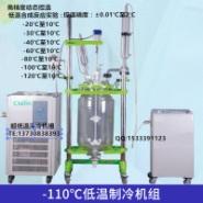 -110℃低温制冷机组图片