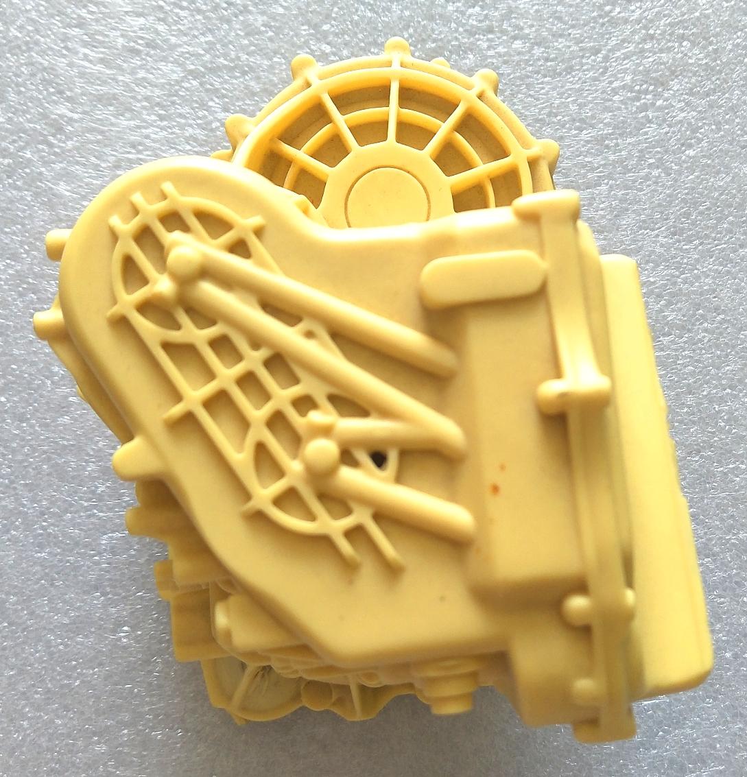 塑胶手板 塑胶手板 3D打印手板 手板件 塑胶手板模型件