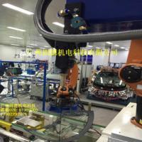 机器人自动涂胶机固瑞克压盘泵|涂胶泵|机器人涂胶|机械手涂胶