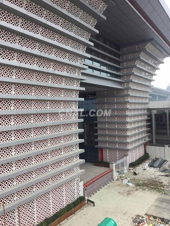 门头外墙雕花铝单板定做|厂家直供雕花铝单板价格&18620829968