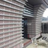 广西异形铝单板厂家&穿孔造型铝单板&医院外墙装修