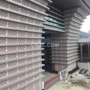 福建艺术文化中心铝单板厂家图片