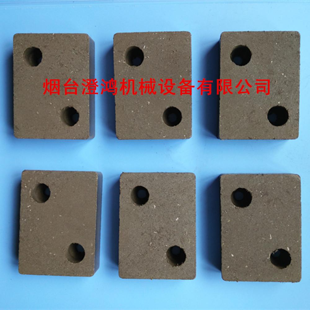 非标制作刹车片 冲床摩擦片 离合器制动器摩擦片 耐高温 气动离合器摩擦片