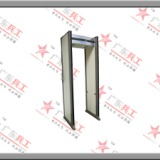 安检门品牌厂家供应室内高端金属安检门、三十三区LCD液晶金属探测安检门