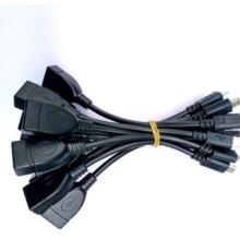 批发安卓手机OTG连接线平板OTG转接线适用于安卓系统OTG数据线批发