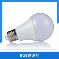 RGB球泡灯