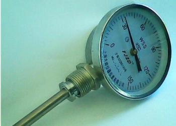 WSS系列双金属温度计图片
