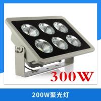厂家直销户外防水 200W聚光灯 LED投光灯 超薄泛光灯100W大功率