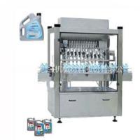 供气动液体灌装机 果汁饮料灌装机