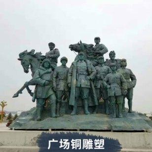 广场雕塑图片