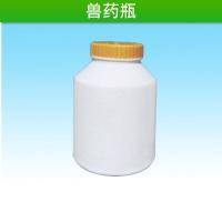 厂家直销多种规格pe高阻隔农药化工包装瓶 500ml 兽药瓶