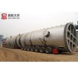 承接球磨机运输,大型圆罐运输服务