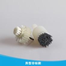 异型非标刷 非标异型钢丝轮刷 磨料丝轮刷 研磨磨料丝轮刷 异型抛光轮 欢迎来电定制