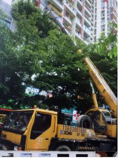 天河区12米吊车租赁电话 天河区吊车租赁公司 天河12米吊车租赁价格