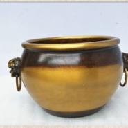 铜缸定制图片