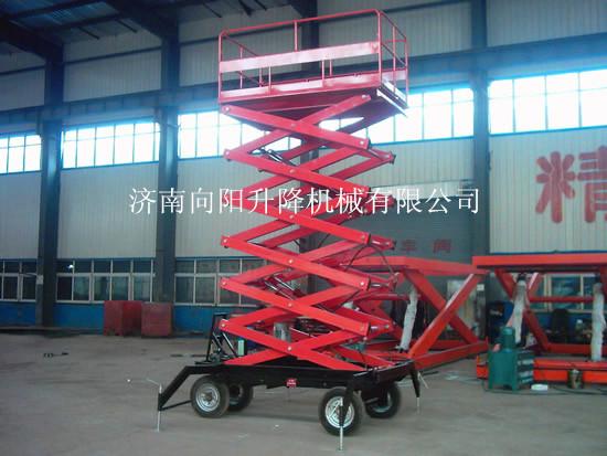济南向陽升降機械有限公司