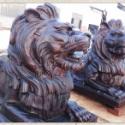 纯狮子定制厂家图片