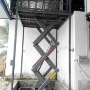 东莞固定式剪叉升降机图片