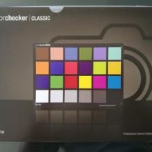 美国原装进口X-rite爱色丽ColorChecker24色色卡专业校色卡批发