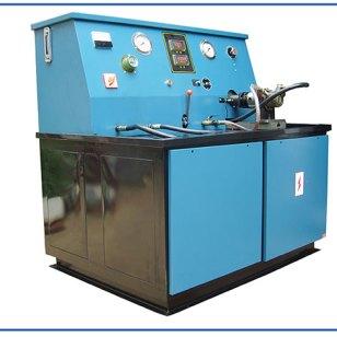 工程机油泵检测设备图片