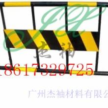 从化杰袖 移动铁马围栏 广州厂家长期供应施工铁马 隔离栏 移动铁马围栏 施工铁马 隔离栏