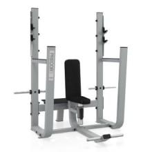 天津力量健身器材健身房配置 美国必确奥林匹克坐姿长凳 507图片