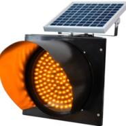 太阳能黄闪红慢灯LED灯图片