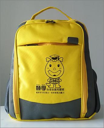 时尚、可爱书包专业订做,加印logo,欢迎来样订做 时尚大气学生书包