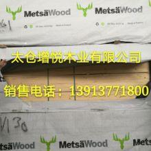 热销进口芬兰云杉欧洲云杉赤松各种松木板材家具材工地料批发