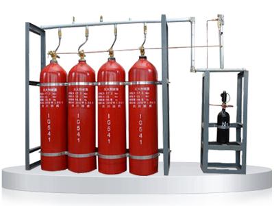 IG541气体灭火设备