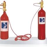 探火管灭火装置