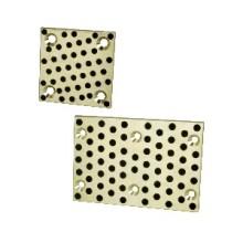 自润滑滑板固体镶嵌石墨滑块线型耐磨板定做厂家批发