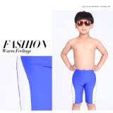 男孩泳衣大中童儿童男童亲子装男士