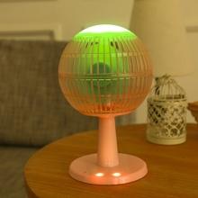 厂家生产usb风扇音响灯 蓝牙音响照明台灯风扇图片