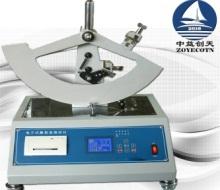 纸张撕裂强度试验机数显纸板撕裂强度测试仪织物撕裂仪强度试验图片
