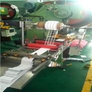 全自动片材模切机EVA脚垫模切机图片
