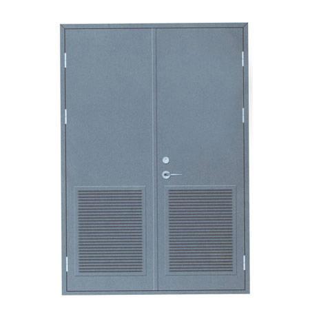 供应青岛变压器门变压器室大门