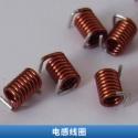 电感线圈 大电流多层平绕式空心 纯铜环形线圈 插件电感线圈 欢迎来电咨询