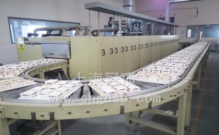 金属行业隧道炉生产厂家-上海冠顶
