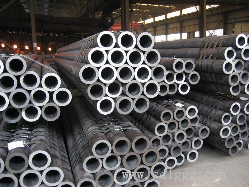 聊城宇恒现货销售多型号Q345无缝钢管 Q345精密无缝光亮管