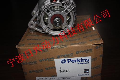 珀金斯柴油发动机充电机