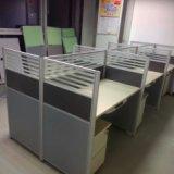 郑州员工工位厂家 屏风工位隔断定做就找九润办公家具