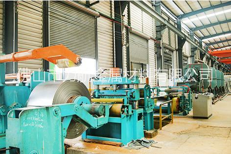厂家供应国产压延窄带201高铜不锈钢 压延201高铜不锈钢带